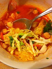 In a Pinch Mexican Posole