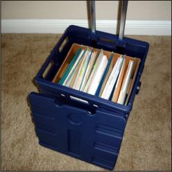 Multi-Purpose Mobile Folding Cart