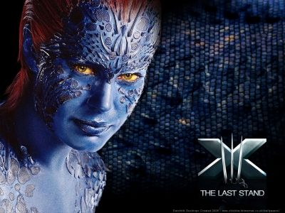 Picture Of Mystique - X-Men Poster - Buy It