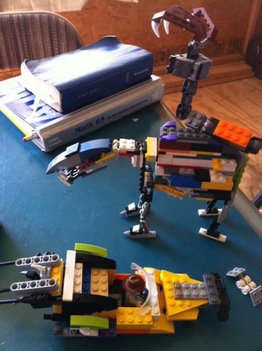 Fun Lego Creations