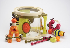 B. Parum Pum Pum Kids Drum Set