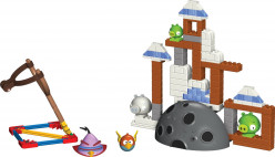 K'NEX Angry Birds Inter-Ham-Lactic Building Set