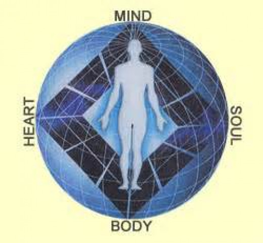 Holistic Medicine treats the whole body. Focus is on the body and not the disease. Traditional medicine treats the specific disease process, such as the cartoon depicts below.