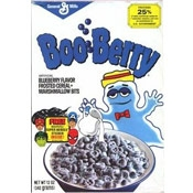 Early Boo Berry Box