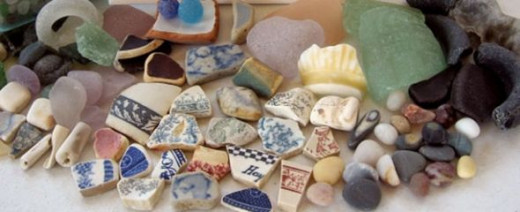 Types of Sea Glass