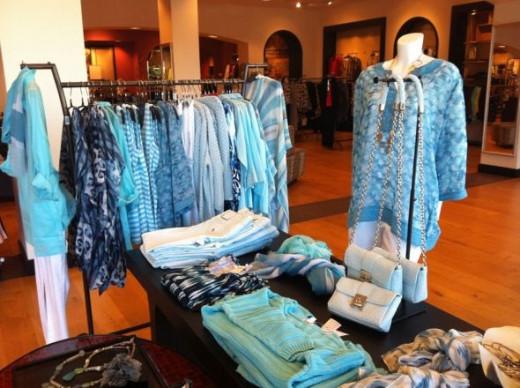 Sea Glass Colors in Fashion