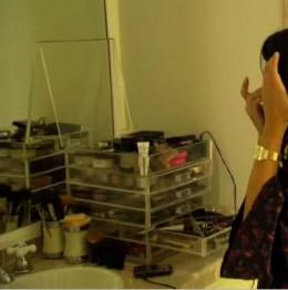 Kardashian Makeup Organizer