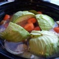 Crock-Pot Corned Beef and Cabbage