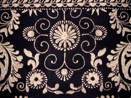 Boho Floral Tapestry