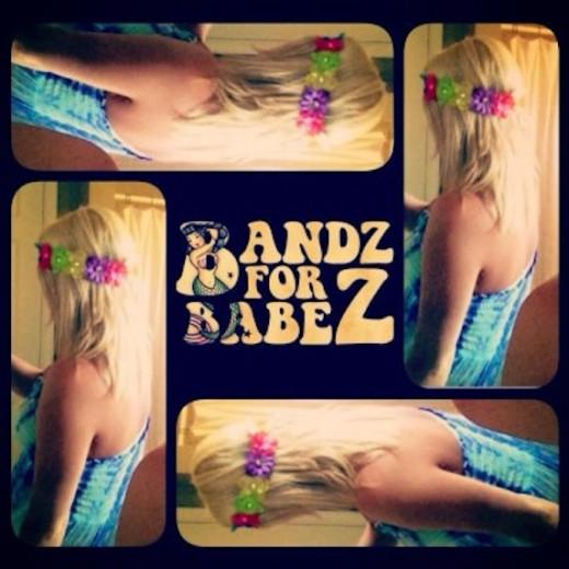Bandz for Babez