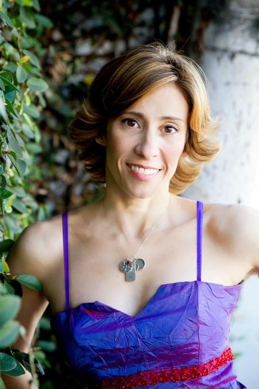 Kami Garcia, photo by Vania Stoyanova