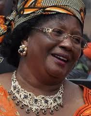 President of Malawi, Joyce Banda