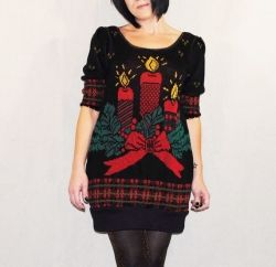 Handmade Candle Sweater (click to view product page)