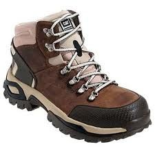 Steel Toed Hiking Boots