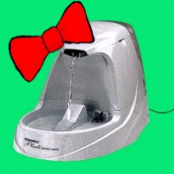 Superior Drinkwell Platinum Pet Watering Fountain