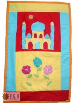 Colorful Children's Rugs for Salat