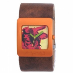 Gift a Man With An Andy Warhol Pop Wristwatch