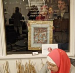 'my take on Arab Spring' show Opening December 13, 2013