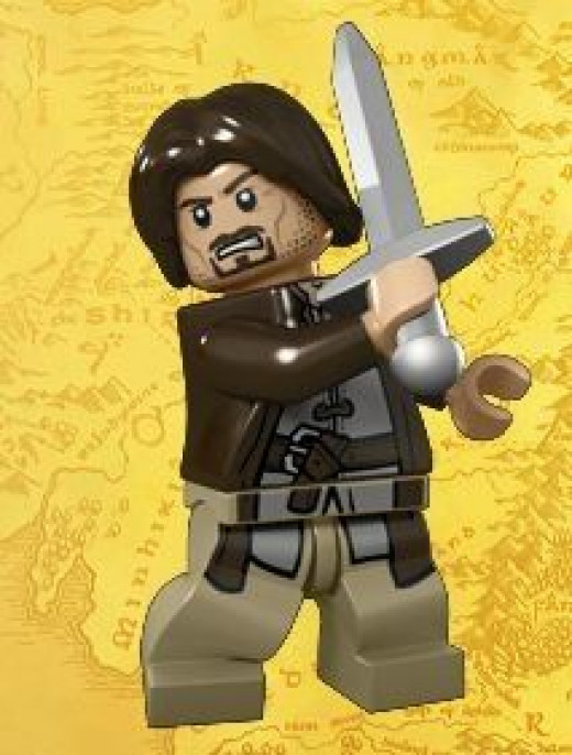 Aragorn, the Ranger