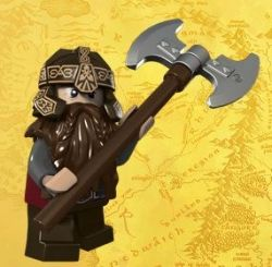 Gimli, Son of Gloin