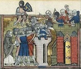 Siege o Jerusalem.