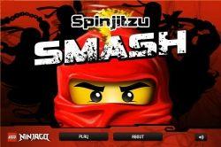 Spinjitzu Smash - Click to play!