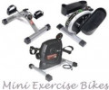 Small Portable Pedal Exercisers - Smallest Exercise Bikes Under Desk