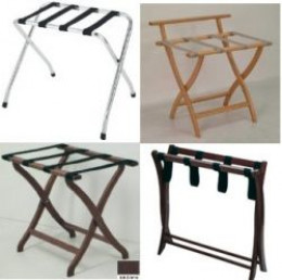 Luggage Racks For Bedroom Or Hotel Style Suitcase Stands