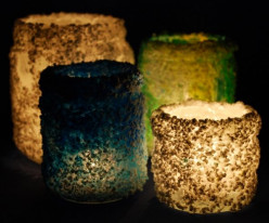 Salt Jar Luminaries