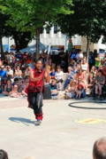 Edmonton International Street Performers Festival