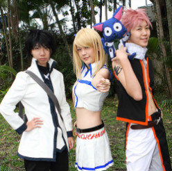 Fairy Tail Cosplay & Costumes