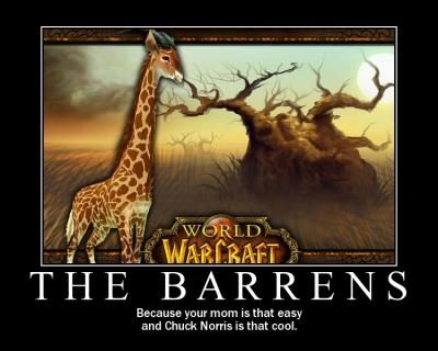 Barrens Chat