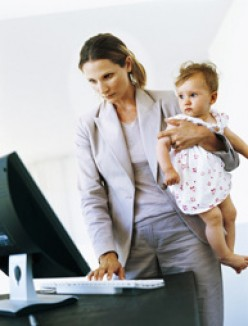 Becoming a Mom in Your 30's