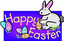 Happy Easter:  What's With The Bunny?