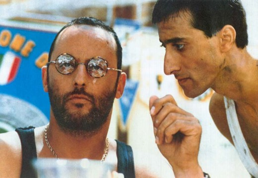 Jean Reno as Enzo.