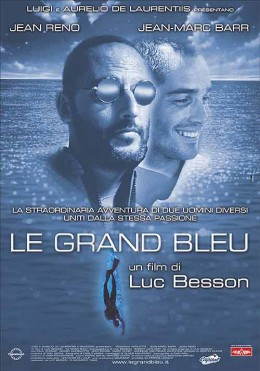 Poster art for the French release of the film.
