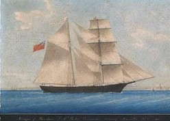 The disappearance of the Mary Celeste