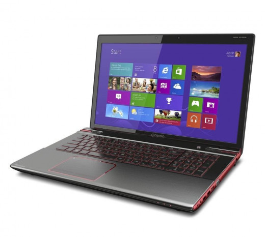 Toshiba Qosmio X875 Laptop Review