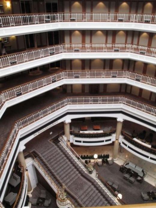 Westin Grand Hotel, Berlin: Interior