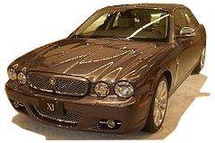 "The last of the ""Retro"" Jaguar XJs (2006)"