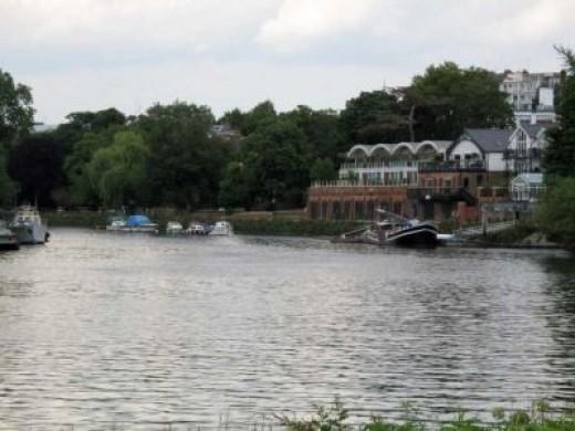 Richmond Upon Thames Riverside