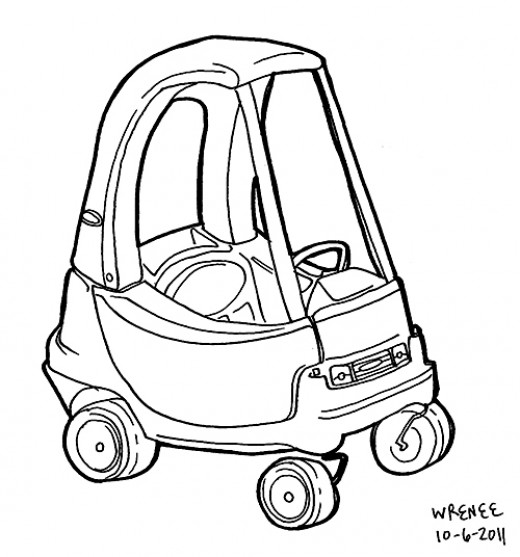crazy car coloring pages - photo#28