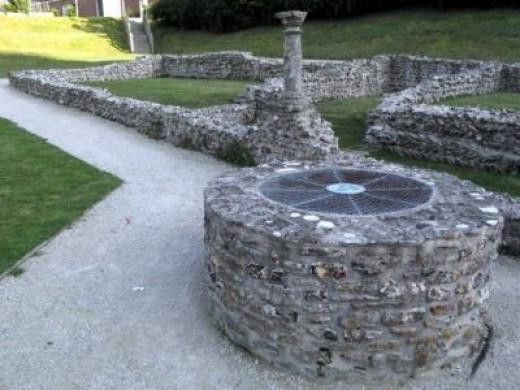 Roman Ruins in Dorset