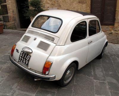 Fiat 500 - Classic Italian Car