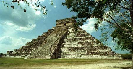 Pyramid, Mexico
