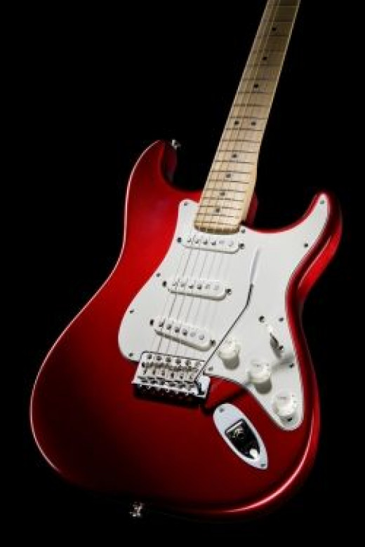 Fender Stratocaser Review Photo