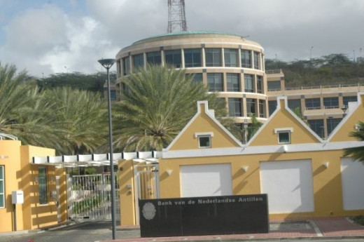 The Bank of Netherlands Antilles
