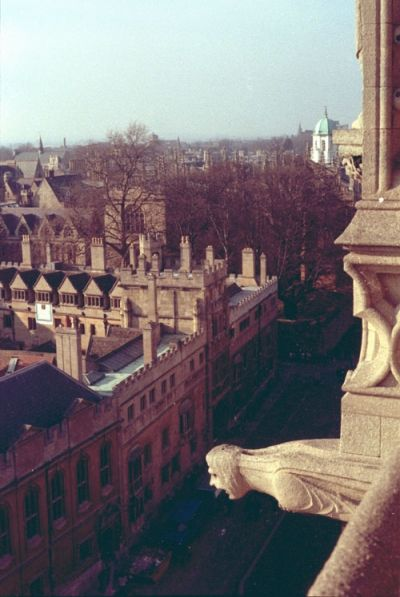 My College in Oxford