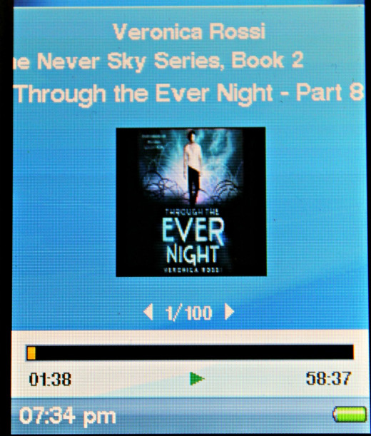 Picture of Through The Ever Night - Audio Book Version