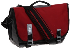 Timbuk2 Command Laptop Messenger Bag (Rev Red/Black, Small)